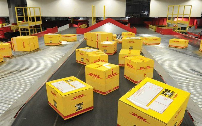 DHL Jobs in UK London